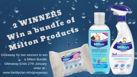 Milton Bundle giveaway Family Clan
