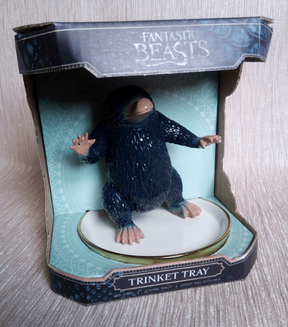 Paladone Niffler Trinket review by Family Clan 2