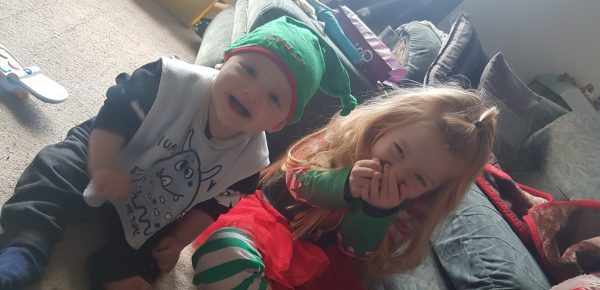 Sunday Snap 23rd December 2018 Christmas Giggles Family Clan