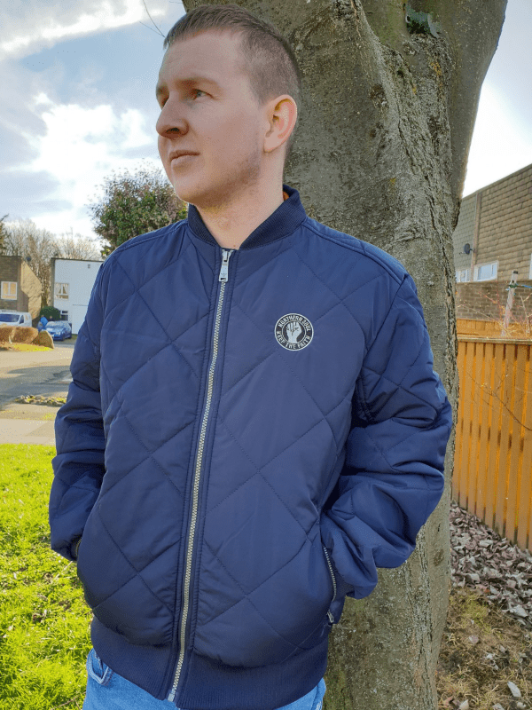 45REVS Mens Northern Soul Clothing Family Clan