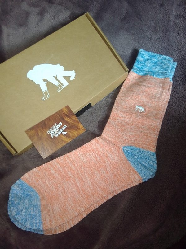 Critically Endangered Socks Family Clan