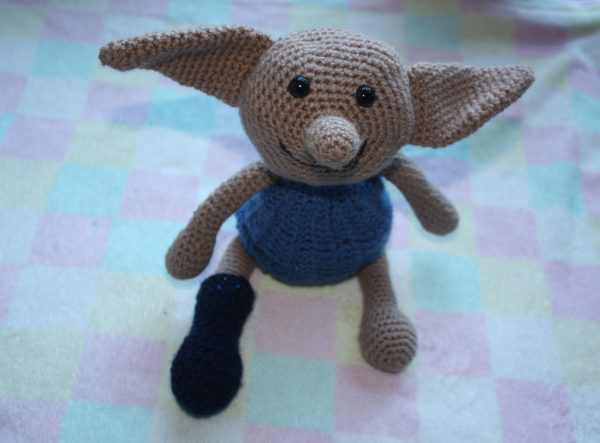 Dobby the House Elf Crochet Family Clan