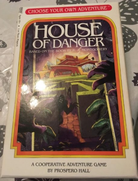 House of Danger Game Review Family Clan