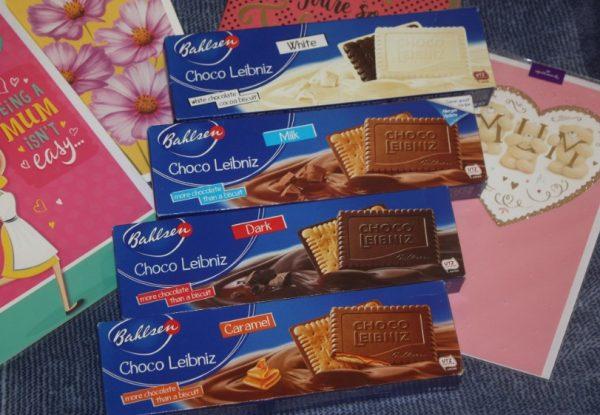 Bahlsen Choco Leibniz Biscuits Family Clan