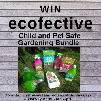 Win Ecofective Child and Pet Safe Gardening products