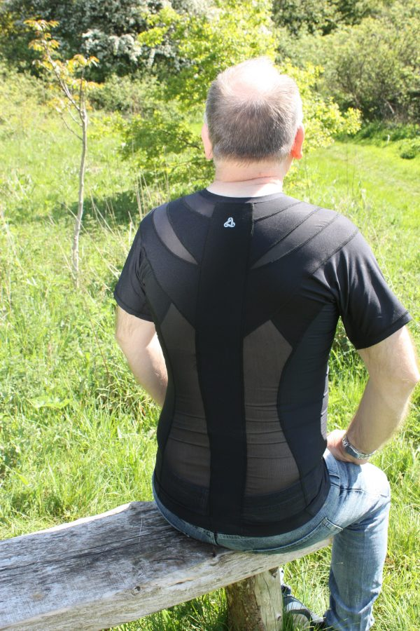 ActivePosture® Tshirt Posture Correction Clothing Review Family Clan