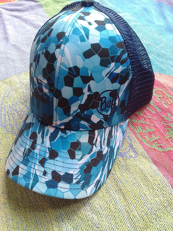 Buff Bugslinger trucker cap review by Family Clan