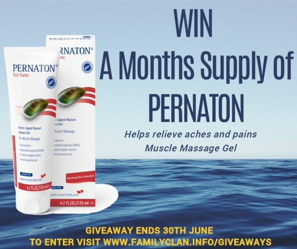 Win PERNATON Giveaway Poster For Facebook Family Clan