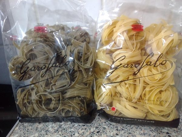 Garofalo Pasta review by Family Clan