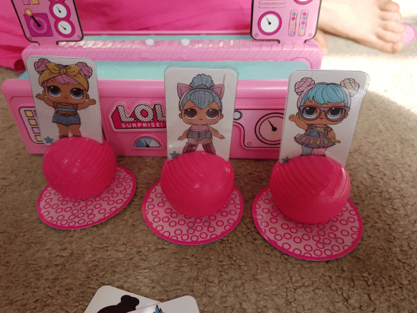 Fashion Factory and Pass the Surprise L.O.L. Surprise Review by Family Clan