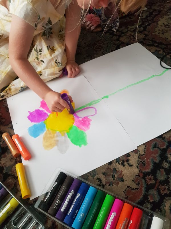 Little Brian Paint Sticks Review Family Clan