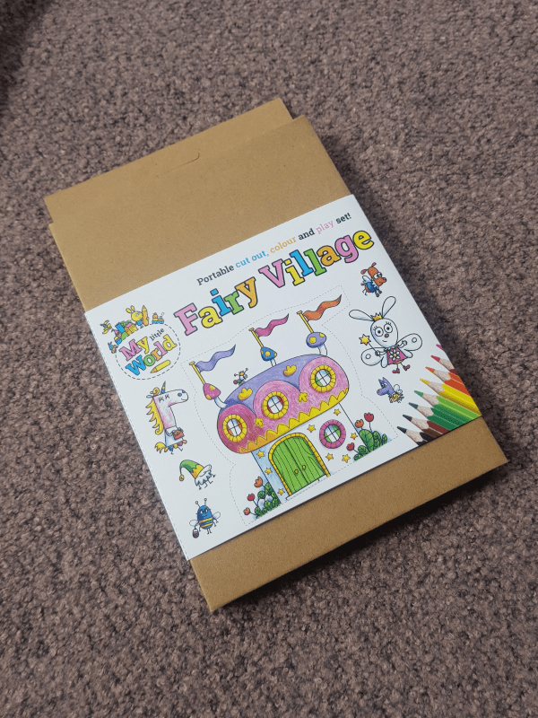 My Little World Fairy Village review by Family Clan