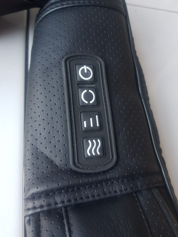 Etekcity Wireless Shiatsu Neck & Shoulder Massager review by Family Clan