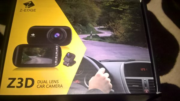 Z-Edge Z3D Dual Lens Car Camera Dash Cam Review Family Clan