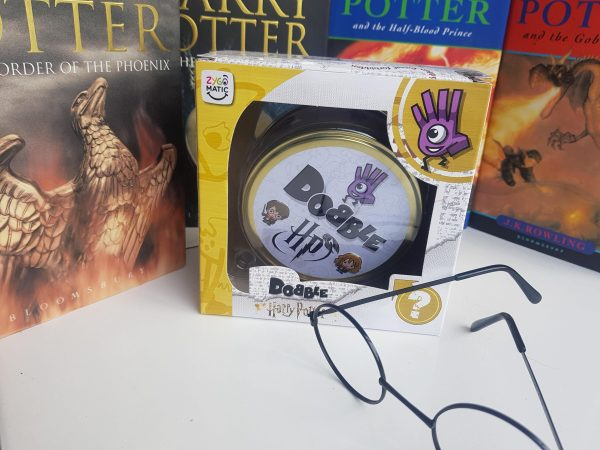 Harry Potter Dobble review by Family Clan
