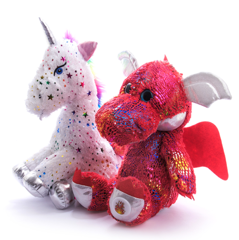 Mardles Dragon and Unicorn Due Image