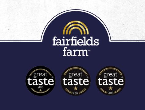 Fairfield Farm crisps awards