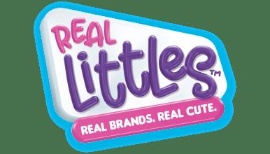 Shopkins Real Littles Logo