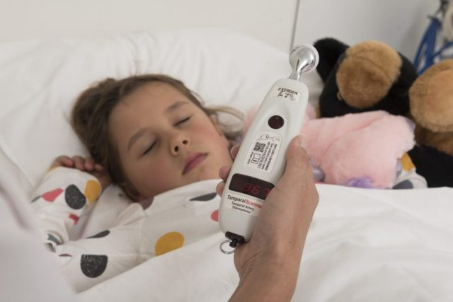 UNDERSTANDING A FEVER AND HOW TO ACCURATELY MEASURE IT