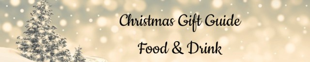 Christmas Gift Guide Banner for Food & Drink - Made with DesignCap Family Clan