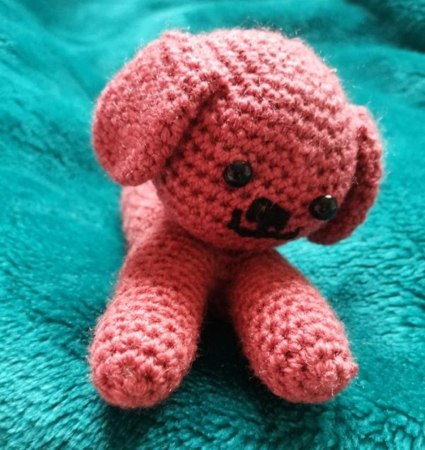 Puppy Love Crochet Pattern Family Clan
