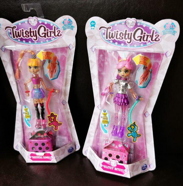 Twisty Girlz Review by Family Clan