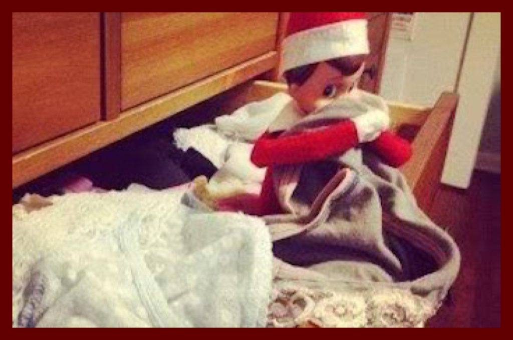 Completely Inappropriate Elf On The Shelf Ideas Dont