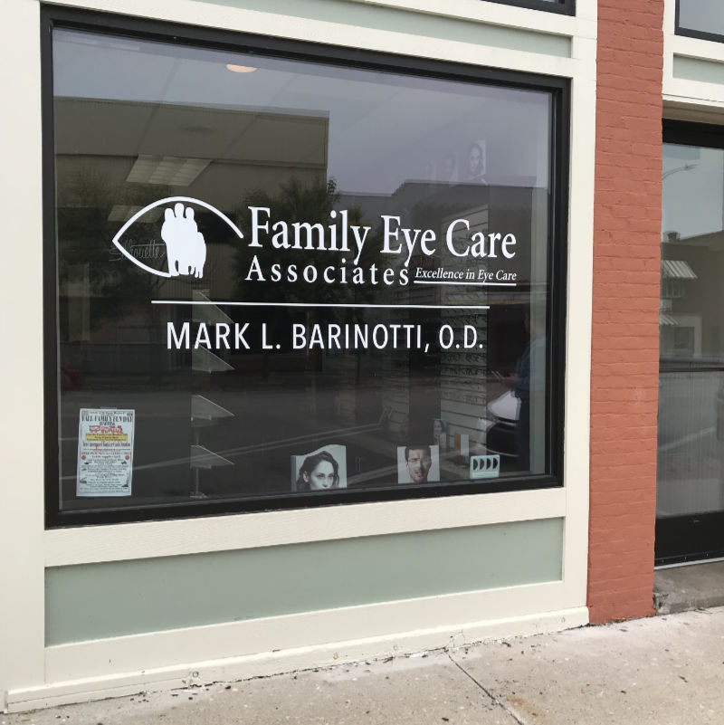 Family Eye Care Escanaba