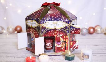 Yankee Candle Advent Calender 2015 Gift