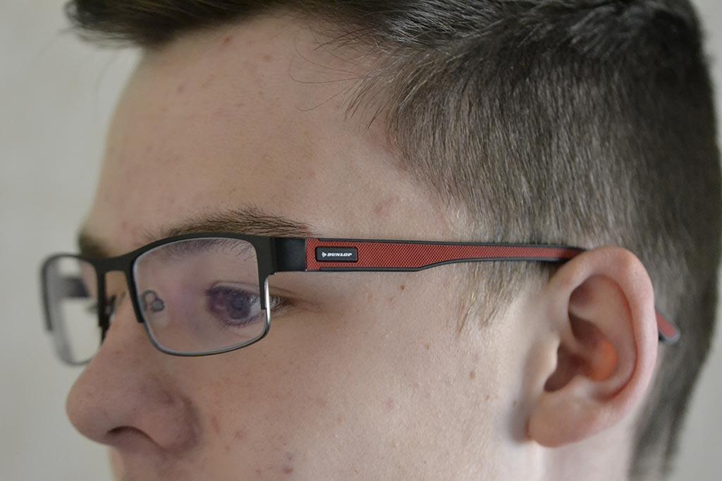 Mens Dunlop Glasses Frame
