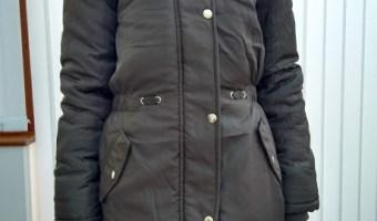 Parka Coat front