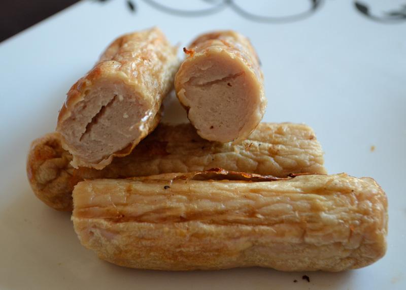 Chickfurter Sausages