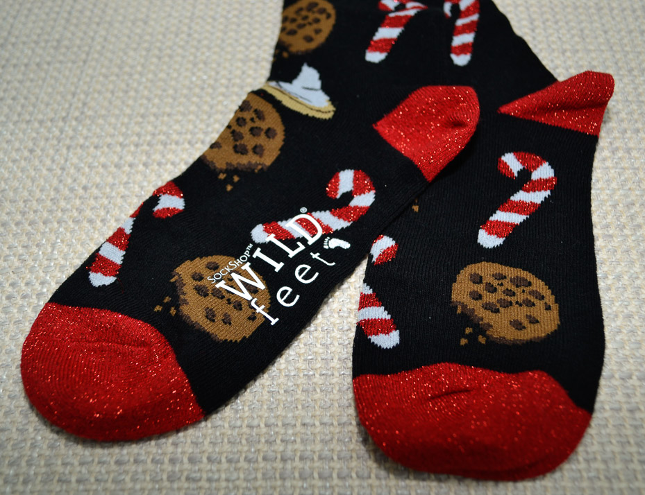 SockShop Candycane and Cookies Socks