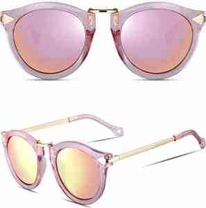 ATTCL 2016 Vintage Fashion Round Arrow Style Wayfarer