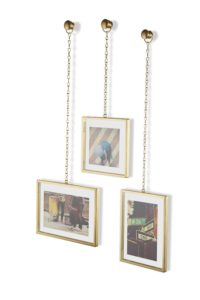 Umbra Fotochain Picture Frames, Set of 3