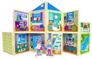 Build & Imagine: Malia's House