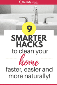 Cleaning isn't something that most of us want to spend tons of time or energy doing. This post features the leading cleaning experts and their best tips and tricks for keeping your home clean and tidy easier, faster, and more naturally so you can get back to enjoying your freshly cleaned home!