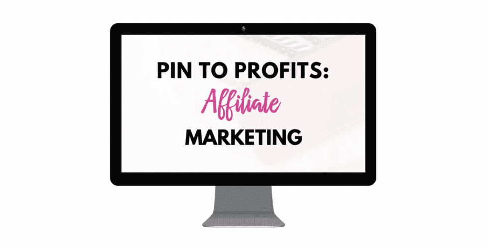 Pin to Profits Course