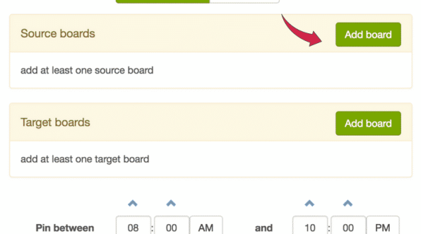 Boardbooster Add board image
