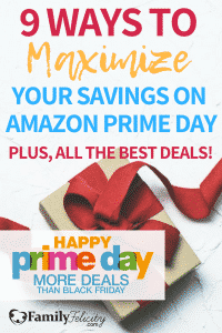 How to maximize your savings on Amazon Prime Day