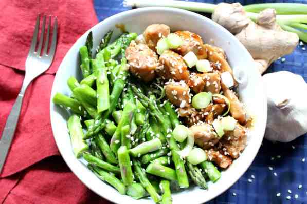SOY-FREE TERIYAKI CHICKEN Recipe