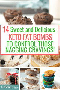 The Ketogenic Diet requires healthy sources of fats to keep your body in fat burning mode. Try these delicious Keto Fat Bombs to increase your fat intake and control your cravings! #Keto #Kentogenic #cooking #food #health #fitness