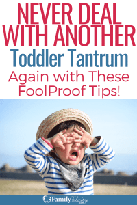 Toddler temper tantrums are especially frustrating but they can be prevented all together with these easy and highly effective tips! #kidsandparenting #parenting #parenting101 #parentingtips #kids