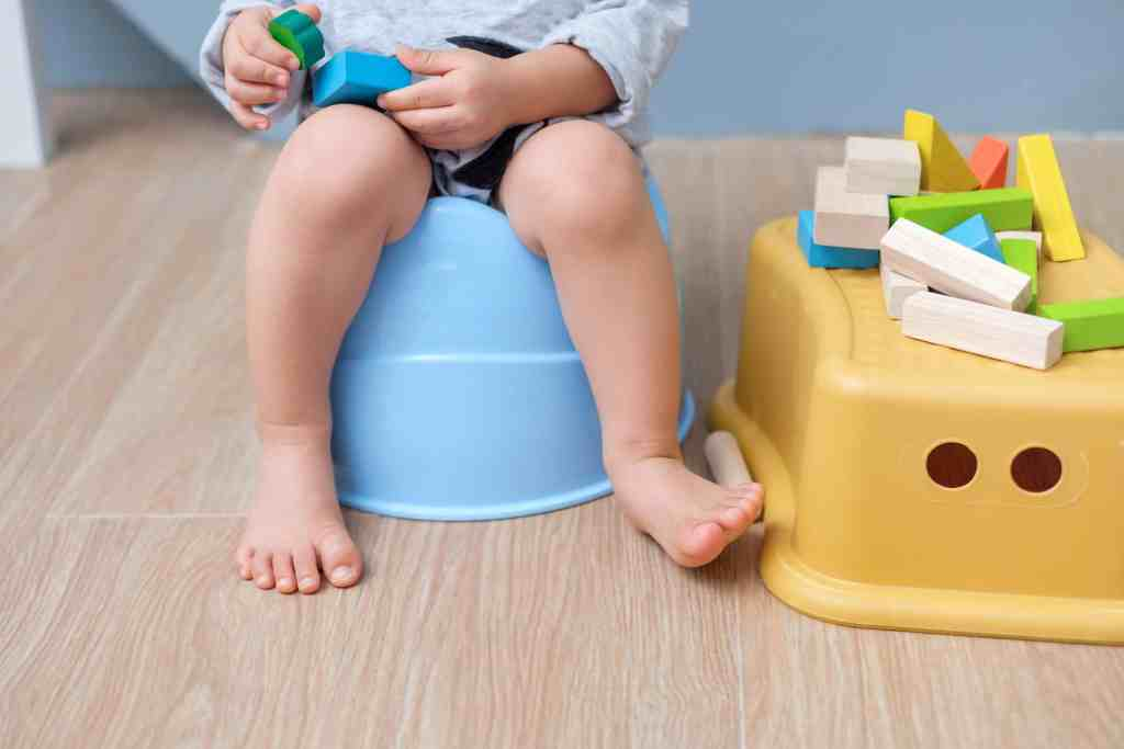 toddler potty training tips