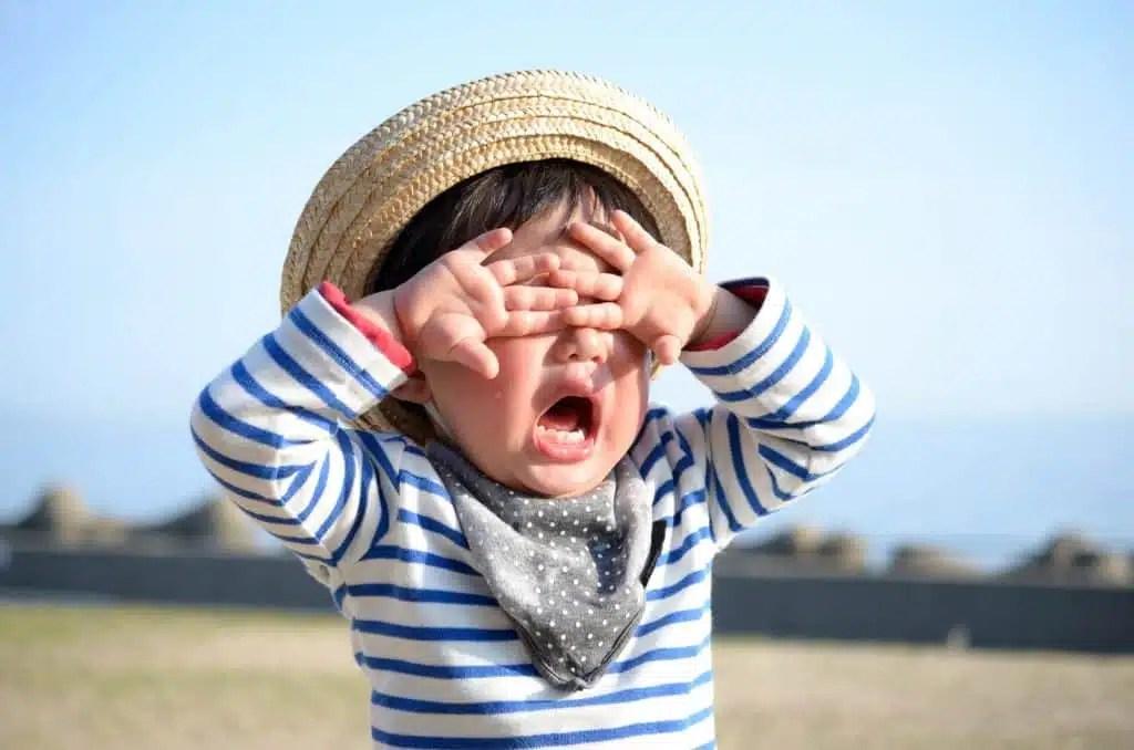 breaking bad toddler habits