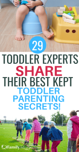 Learn the best kept toddler parenting secrets and tips for raising happy and healthy toddlers from the toddler experts. #toddlers #kidsandparenting #parenting