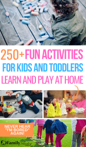 These non-screen time fun activities for kids will keep your children entertained so you can have a break! Plus, they'll be learning too. #kidsandparenting #parenting #activities #kids