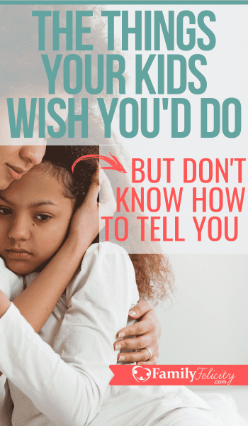 Our kids have needs that we know and also personal deeply felt needs that we may not know. This list will help you identify if you are meeting the most important needs of your kids. #kidsandparenting #parenting #parenting101