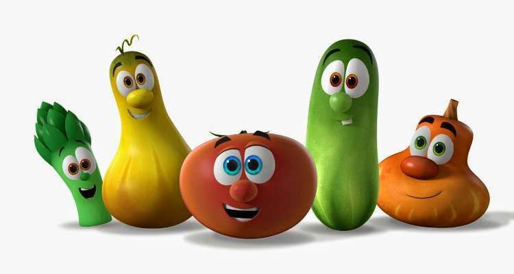 Veggietales In The House Season 4 On Netflix Family Fiction