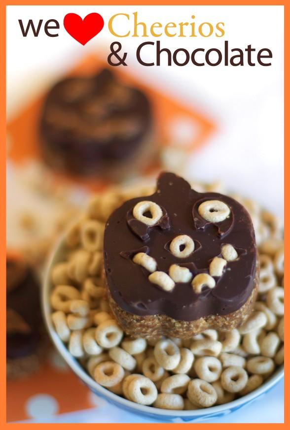 Cheerios & Chocolate Tarts